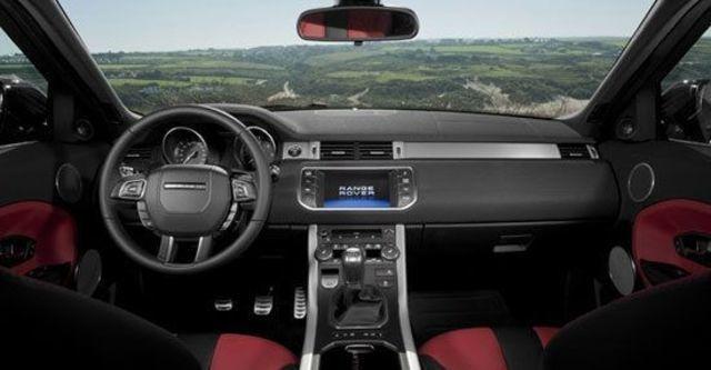 2012 Land Rover Range Rover Evoque 5D Dynamic+  第4張相片