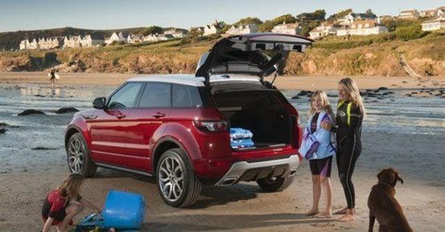 2012 Land Rover Range Rover Evoque 5D Dynamic+  第6張相片