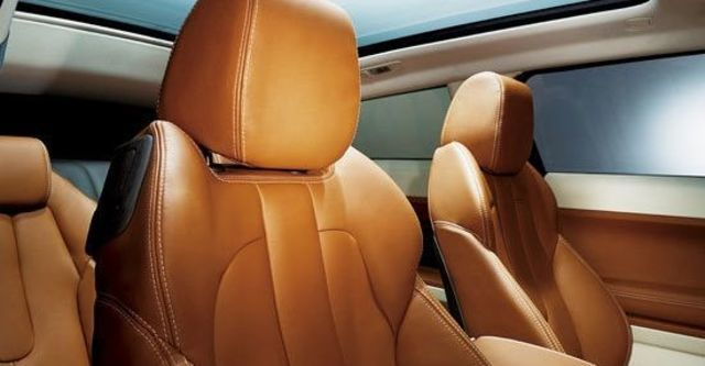 2012 Land Rover Range Rover Evoque 5D Prestige  第8張相片