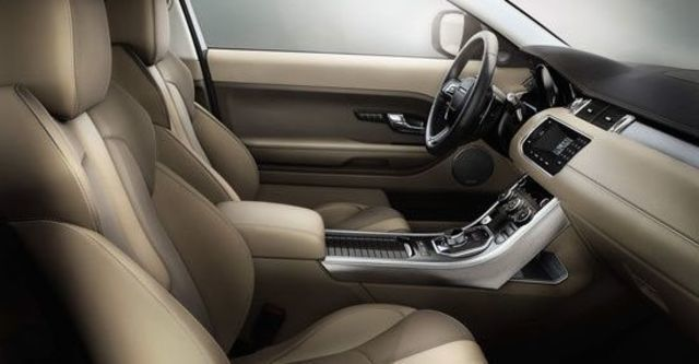 2012 Land Rover Range Rover Evoque 5D Pure  第4張相片