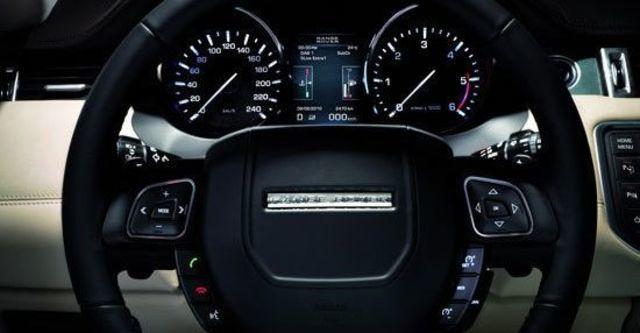 2012 Land Rover Range Rover Evoque 5D Pure  第6張相片