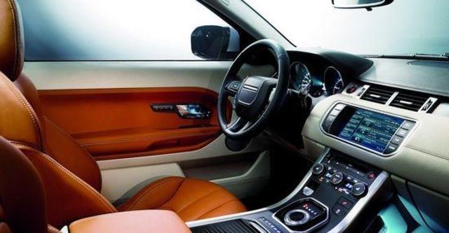 2012 Land Rover Range Rover Evoque Coupe Dynamic  第7張相片