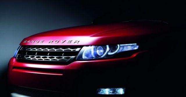 2012 Land Rover Range Rover Evoque Coupe Dynamic  第8張相片