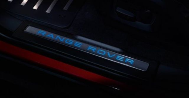 2012 Land Rover Range Rover Evoque Coupe Dynamic  第9張相片