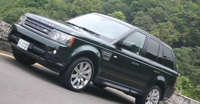 2012 Land Rover Range Rover Sport 5.0 V8 SC  第1張相片