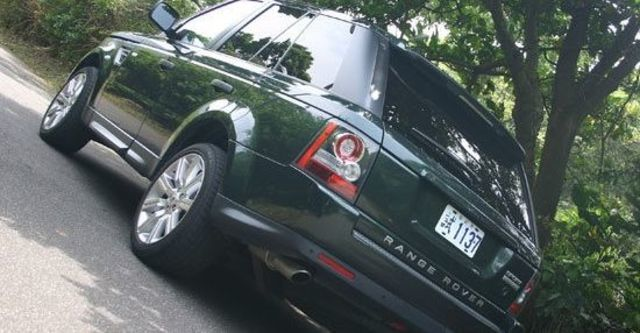 2012 Land Rover Range Rover Sport 5.0 V8 SC  第3張相片