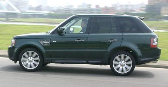 2012 Land Rover Range Rover Sport 5.0 V8 SC  第4張相片
