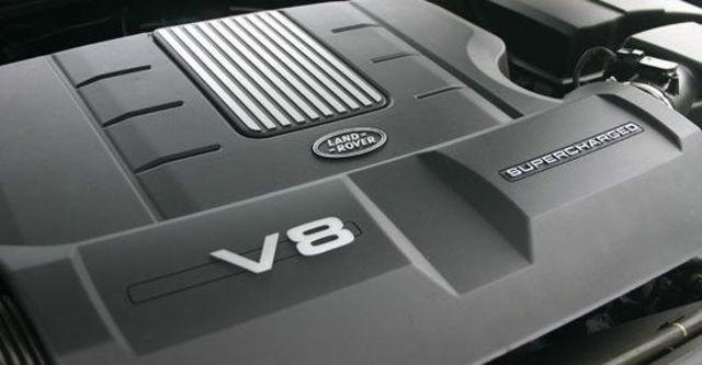 2012 Land Rover Range Rover Sport 5.0 V8 SC  第5張相片