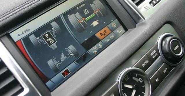 2012 Land Rover Range Rover Sport 5.0 V8 SC  第6張相片