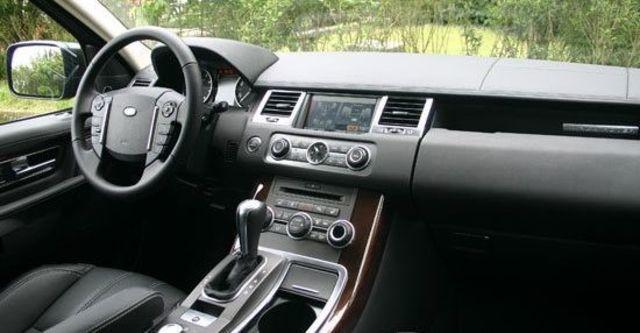 2012 Land Rover Range Rover Sport 5.0 V8 SC  第8張相片