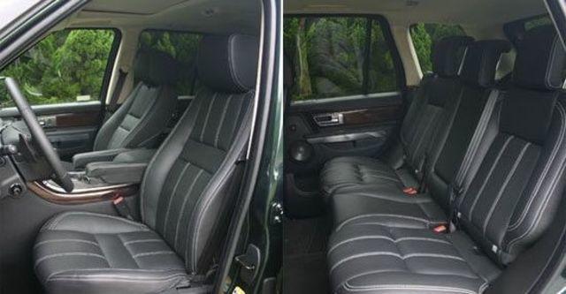2012 Land Rover Range Rover Sport 5.0 V8 SC  第9張相片