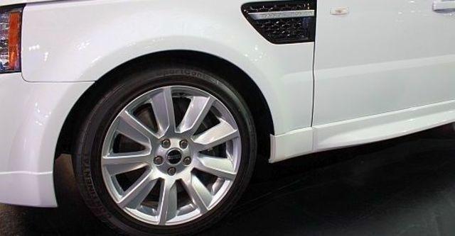 2012 Land Rover Range Rover Sport 5.0 V8 SC  第12張相片