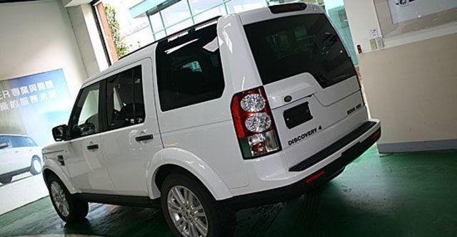 2011 Land Rover Discovery 4 3.0 SDV6  第3張相片