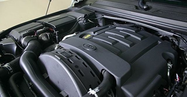 2011 Land Rover Discovery 4 3.0 SDV6  第6張相片