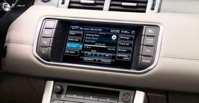 2011 Land Rover Range Rover Evoque 5D Prestige  第9張相片