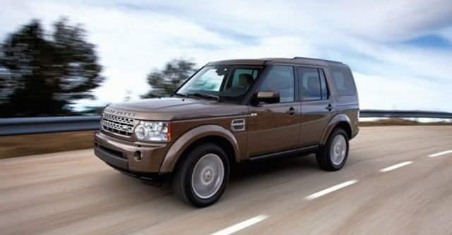 2010 Land Rover Discovery 4 3.0 TDV6  第1張相片