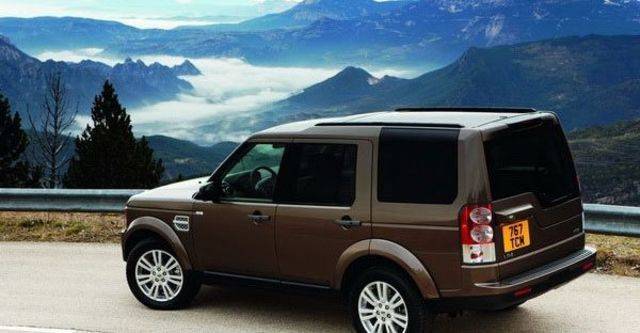 2010 Land Rover Discovery 4 3.0 TDV6  第3張相片