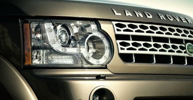 2010 Land Rover Discovery 4 3.0 TDV6  第5張相片
