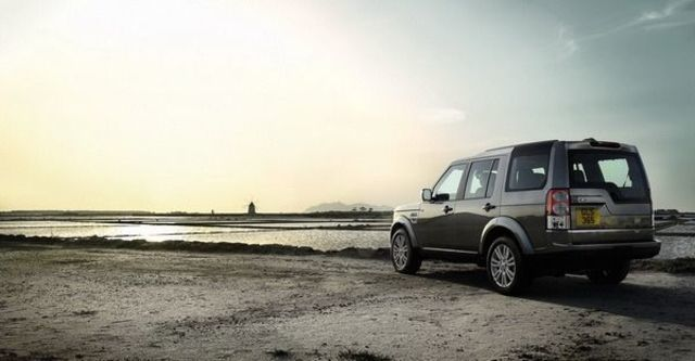 2010 Land Rover Discovery 4 3.0 TDV6  第6張相片