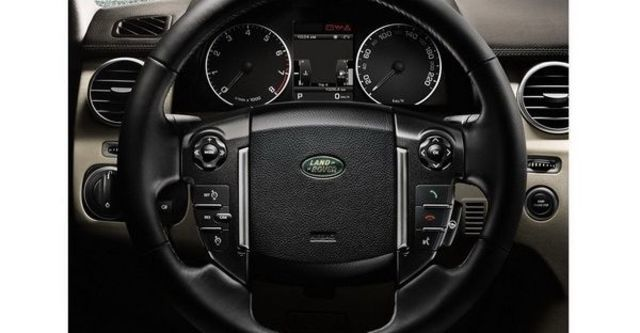 2010 Land Rover Discovery 4 3.0 TDV6  第11張相片