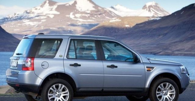 2010 Land Rover Freelander 2 TD4  第4張相片