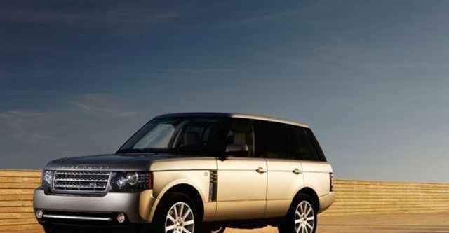 2010 Land Rover Rang Rover 5.0 V8  第2張相片