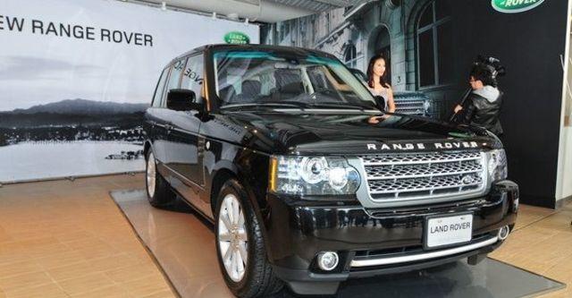 2010 Land Rover Rang Rover 5.0 V8  第3張相片