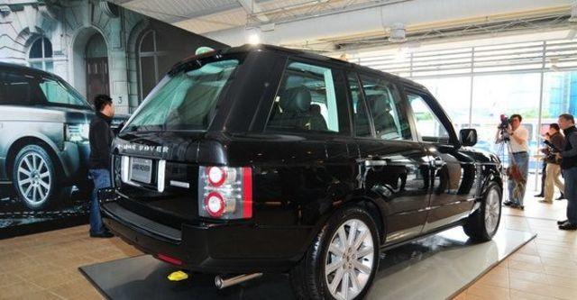 2010 Land Rover Rang Rover 5.0 V8  第7張相片