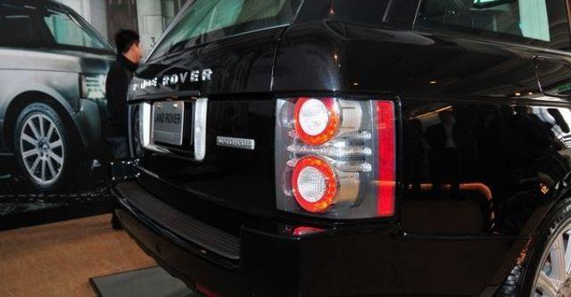 2010 Land Rover Rang Rover 5.0 V8  第8張相片