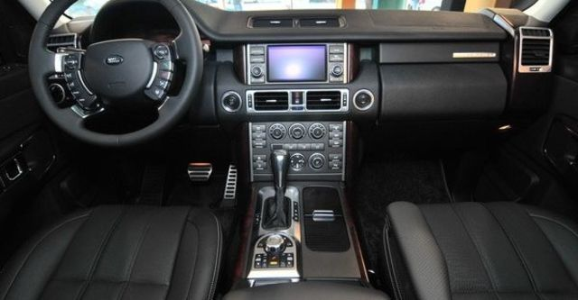 2010 Land Rover Rang Rover 5.0 V8  第12張相片