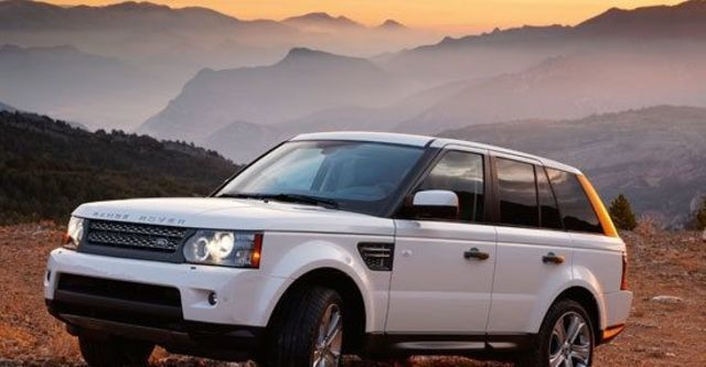 2010 Land Rover Range Rover Sport 5.0 V8 Supercharged  第1張相片