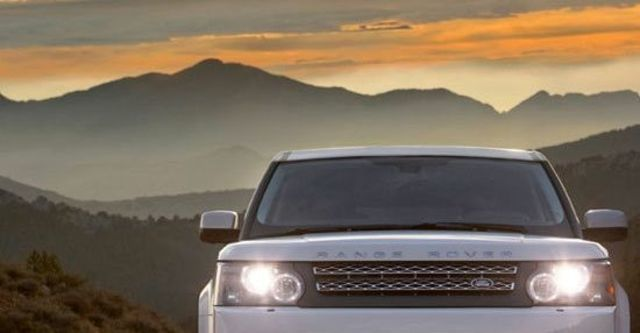 2010 Land Rover Range Rover Sport 5.0 V8 Supercharged  第7張相片