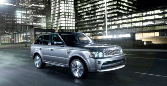 2010 Land Rover Range Rover Sport 5.0 V8 Supercharged  第9張相片