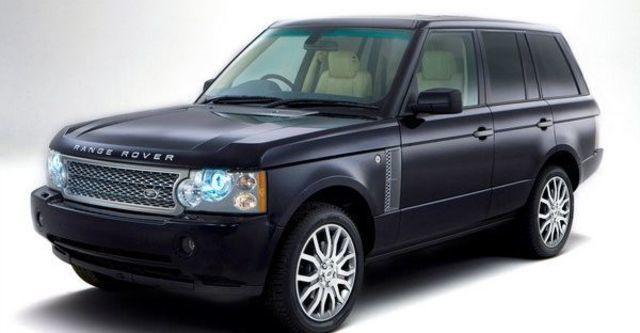 2009 Land Rover Rang Rover 4.2  第4張相片