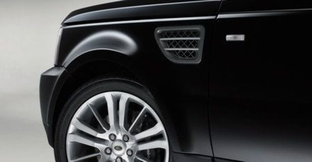 2009 Land Rover Range Rover Sport 4.2SC  第3張相片