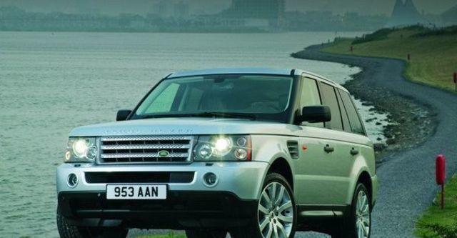 2009 Land Rover Range Rover Sport 4.2SC  第4張相片