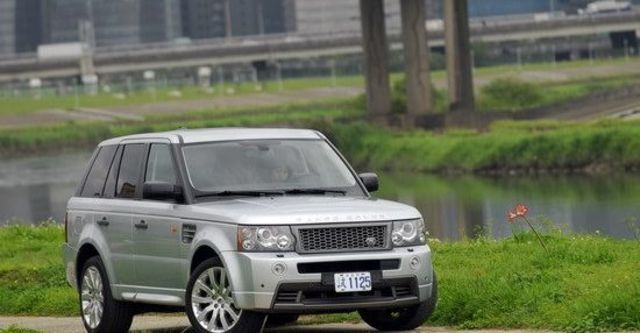 2009 Land Rover Range Rover Sport 4.2SC Stormer  第2張相片