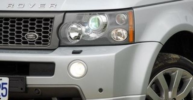 2009 Land Rover Range Rover Sport 4.2SC Stormer  第4張相片