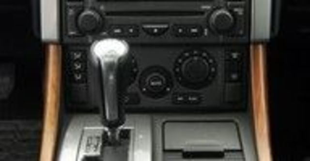 2009 Land Rover Range Rover Sport 4.2SC Stormer  第6張相片