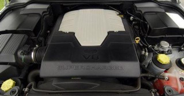 2009 Land Rover Range Rover Sport 4.2SC Stormer  第8張相片
