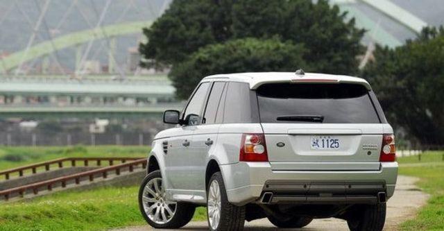 2009 Land Rover Range Rover Sport 4.2SC Stormer  第9張相片