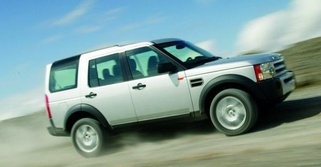 2008 Land Rover Discovery 3 2.7 TDV6  第1張相片