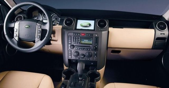 2008 Land Rover Discovery 3 2.7 TDV6  第7張相片