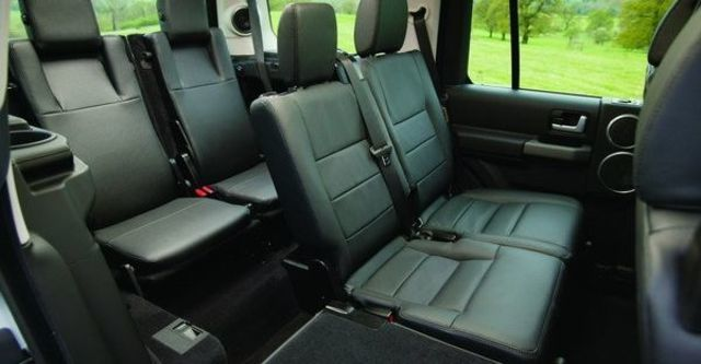 2008 Land Rover Discovery 3 2.7 TDV6  第8張相片