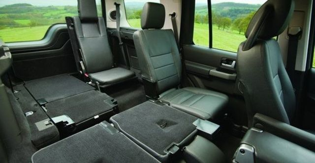 2008 Land Rover Discovery 3 2.7 TDV6  第9張相片