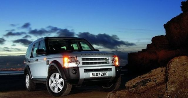 2008 Land Rover Discovery 3 4.4 V8  第3張相片