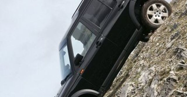 2008 Land Rover Discovery 3 4.4 V8  第4張相片