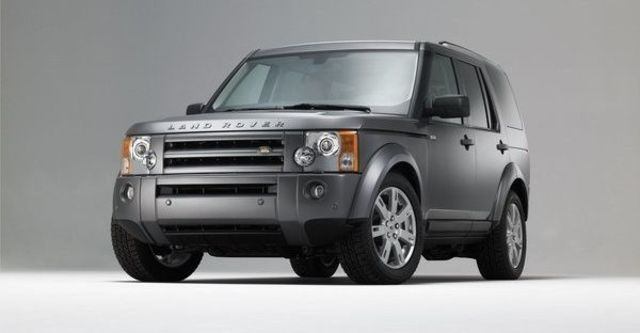 2008 Land Rover Discovery 3 4.4 V8  第5張相片