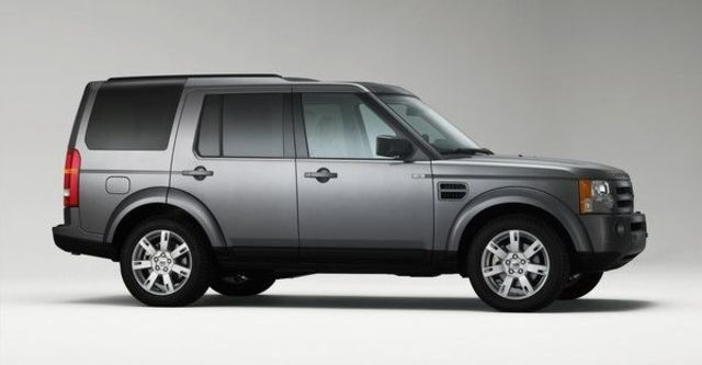2008 Land Rover Discovery 3 4.4 V8  第6張相片