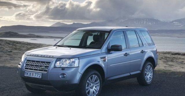 2008 Land Rover Freelander 2 3.2  第1張相片
